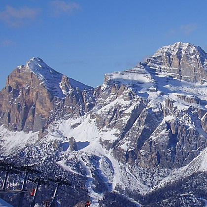 Hotel oasi bed breakfast accommodation in cortina d for Hotel meuble oasi